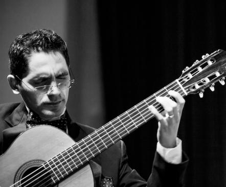 Tavi Jinariu playing Concierto de Aranjuez
