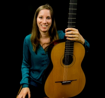 Ines Thome EliteGuitarist Classical Guitar Lessons